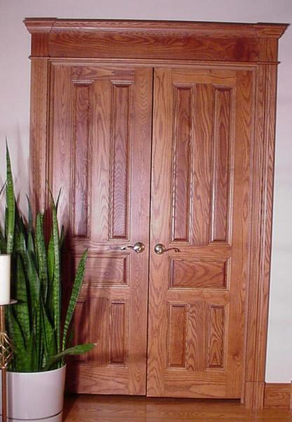Jackson Oh Hardwood Interior Doors Cherry Oak Doors For Sale