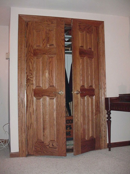 1u201d carpet clearance is allowed on all doors unless specified otherwise. Doors are standard bore unless specified otherwise. & Jackson OH Hardwood Interior Doors: Cherry u0026 Oak Doors for Sale ... pezcame.com