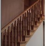 Custom Hardwood Stairs in Jackson OH